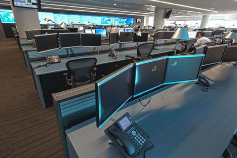 Command Center Console 6 - Sustema Focus