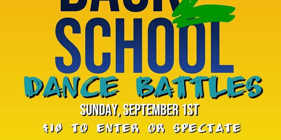 Back 2 School Dance Jam