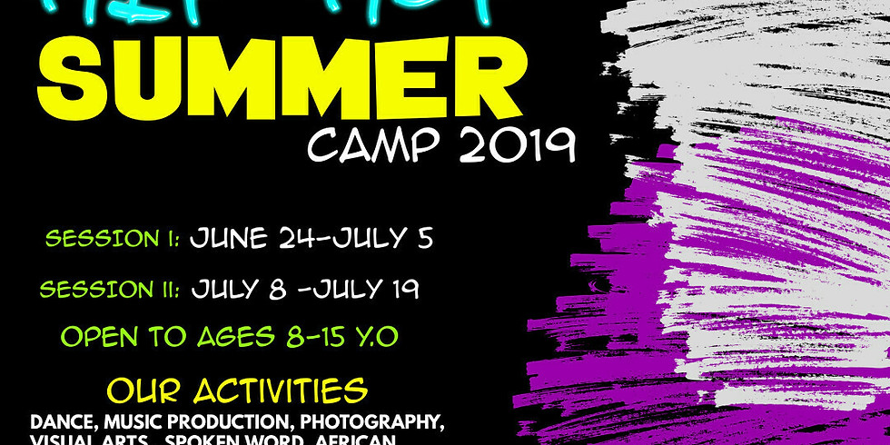 860 SUMMER YOUTH CAMP