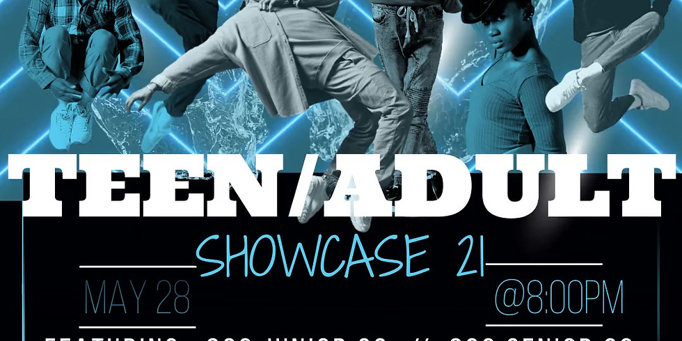 Teen/Adult  Showcase (in Person)
