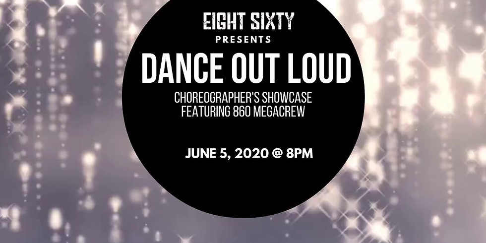 Dance Out Loud 2021- (Virtual)