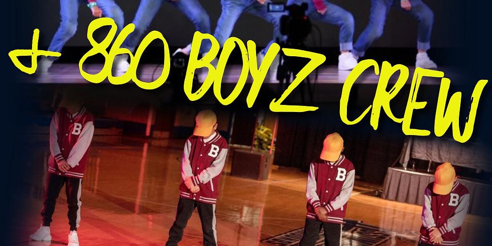 860 Mini's/Boyz - (VIRTUAL) Show #1