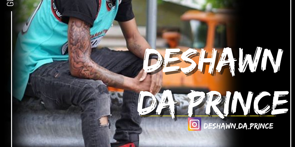 Deshawn Da Prince (Guest Instructor)