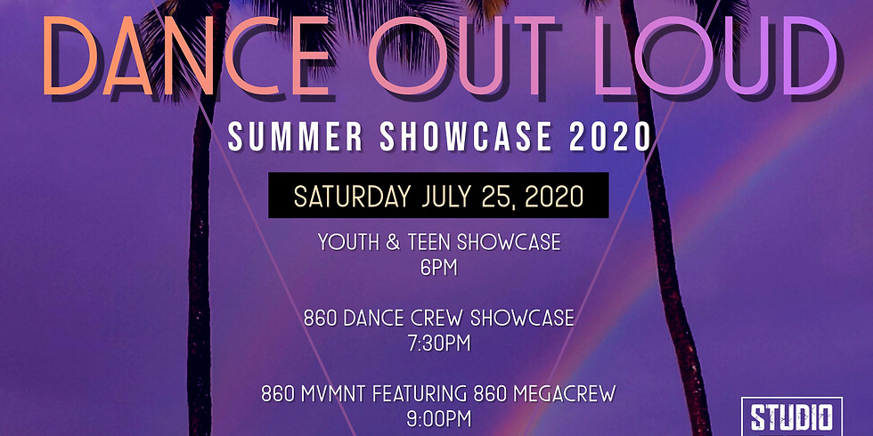 DANCE OUT LOUD - SUMMER EDITION