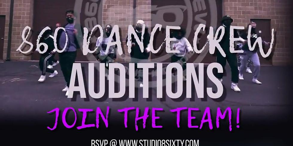 Dance Crew Auditions