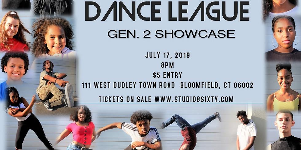 2019 Summer Dance League showcase