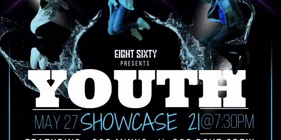 Youth Showcase (In Person)