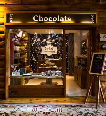 boutique galeria comercial hotel llao llao