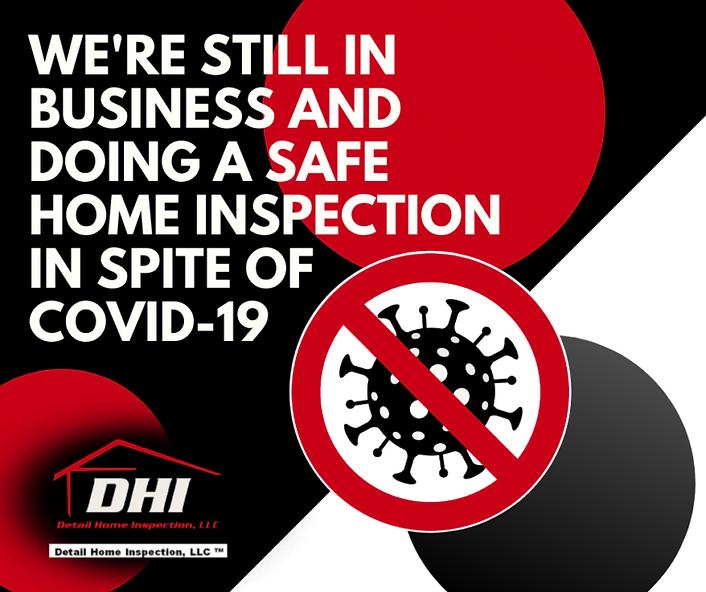 home inspector john COVID-19-Post-768x64
