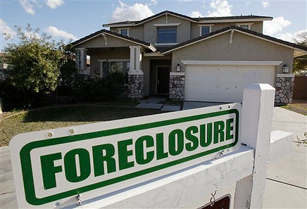 Foreclosure inspections