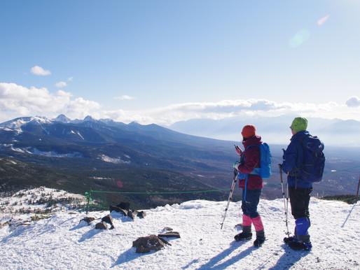 「八ヶ岳・北横岳に登る!雪山登山入門」ツアーの流れ