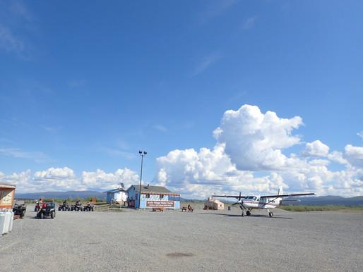 北極圏野生動物保護区へ(1)