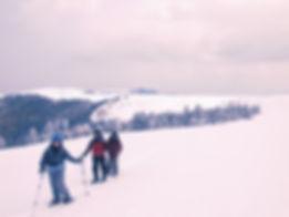 冬の美ヶ原登山ガイド