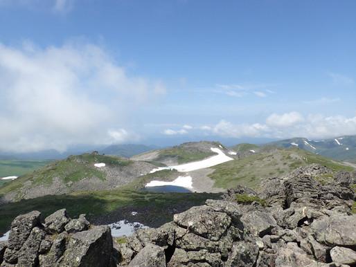 トムラウシ登山ガイド