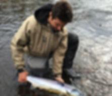 Chavanga fishing, Vasil Junior