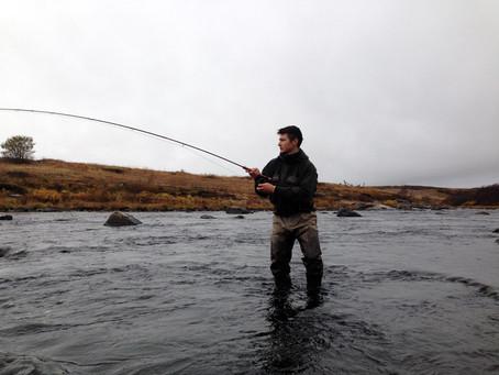 Summing up salmon fishing season 2015   Part 5
