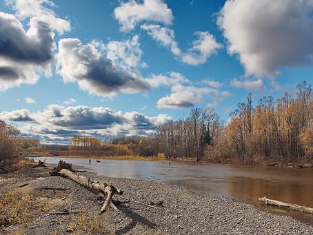 Tugur river. Trophy Taimen paradise!