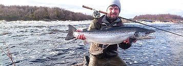 Chavanga fishing, salmon fishing tour, best fly fishing in Russia