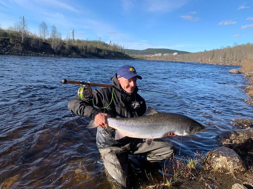 Big salmon Kola