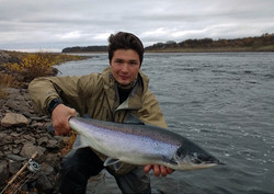 Big salmon russia