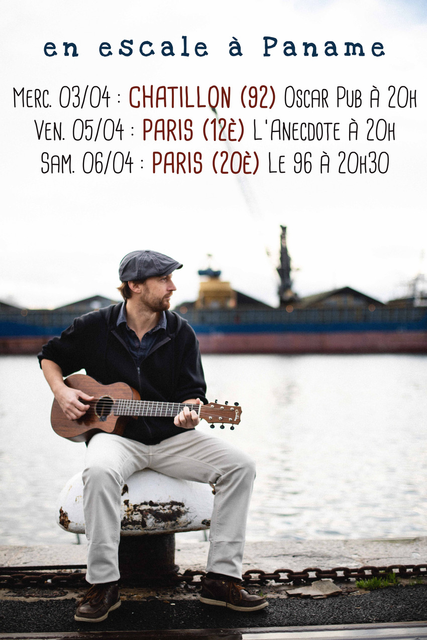 Flyer Paname avril 2019
