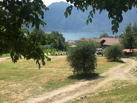 Agriturismo La Selvaggia: segui il sentiero!