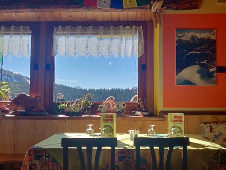 Rifugio Lago Palù: la magia del lago ghiacciato