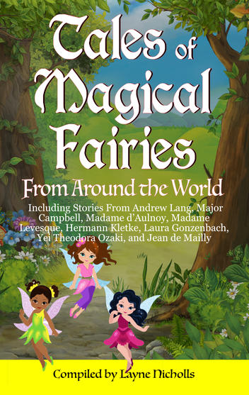 Tales of Magical Fairies from Around the World