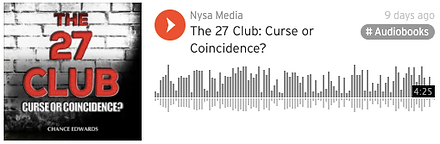 The 27 Club on Souncloud