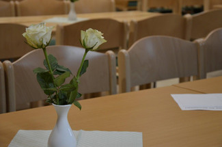 GROSSES INTERESSE BEIM AGENDA 21-FRÜHSCHOPPEN