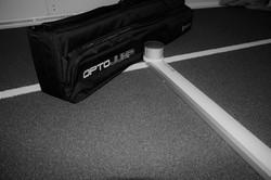Testutrustning för vertikalhopp