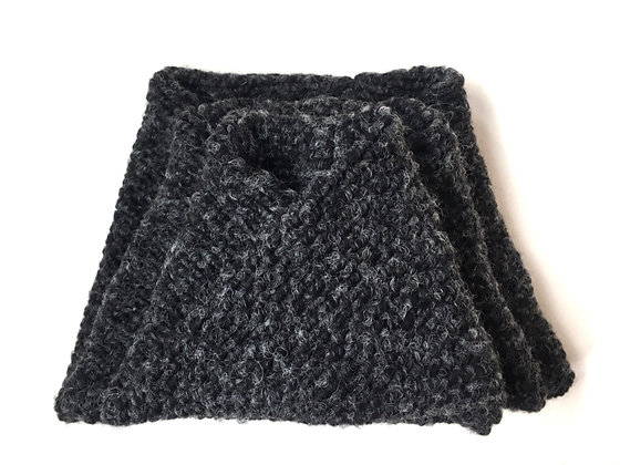 Twisted snood #gris