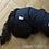 Thumbnail: Classic Winter Dog Coat | Deep Green