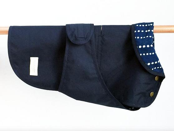 Rain Jacket - Navy/Indigo