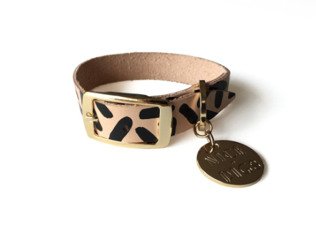 Tiggy Dog Collar