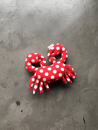 BUTTER Dog Toy #crab