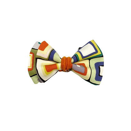 THE BOW TIE  #Color block