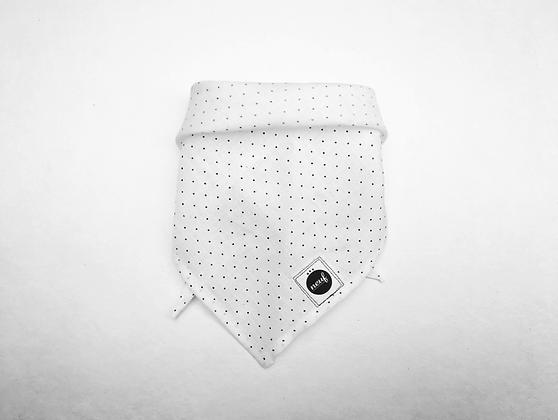 Triangle bandanna#California Dots