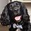 Thumbnail: Geo Blue Dog Bow Tie