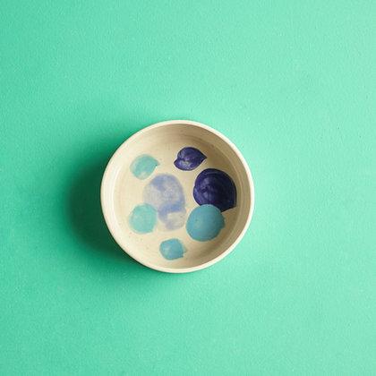 FOOD BOWL-BLUE Multicolor