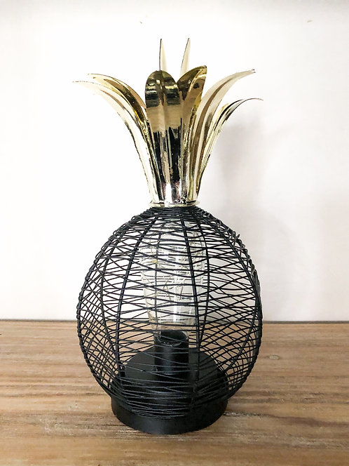 Lampe LED forme ananas