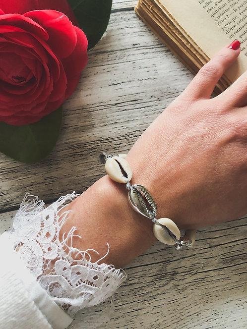 Bracelet à coquillages - NAEL