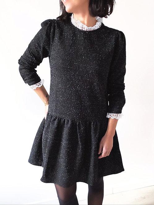 Robe avec dentelle - Joy