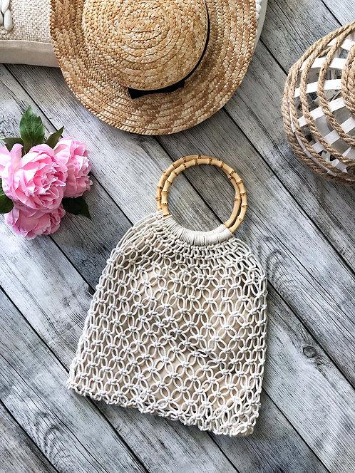Sac en coton et bambou - SUMMER LOVE