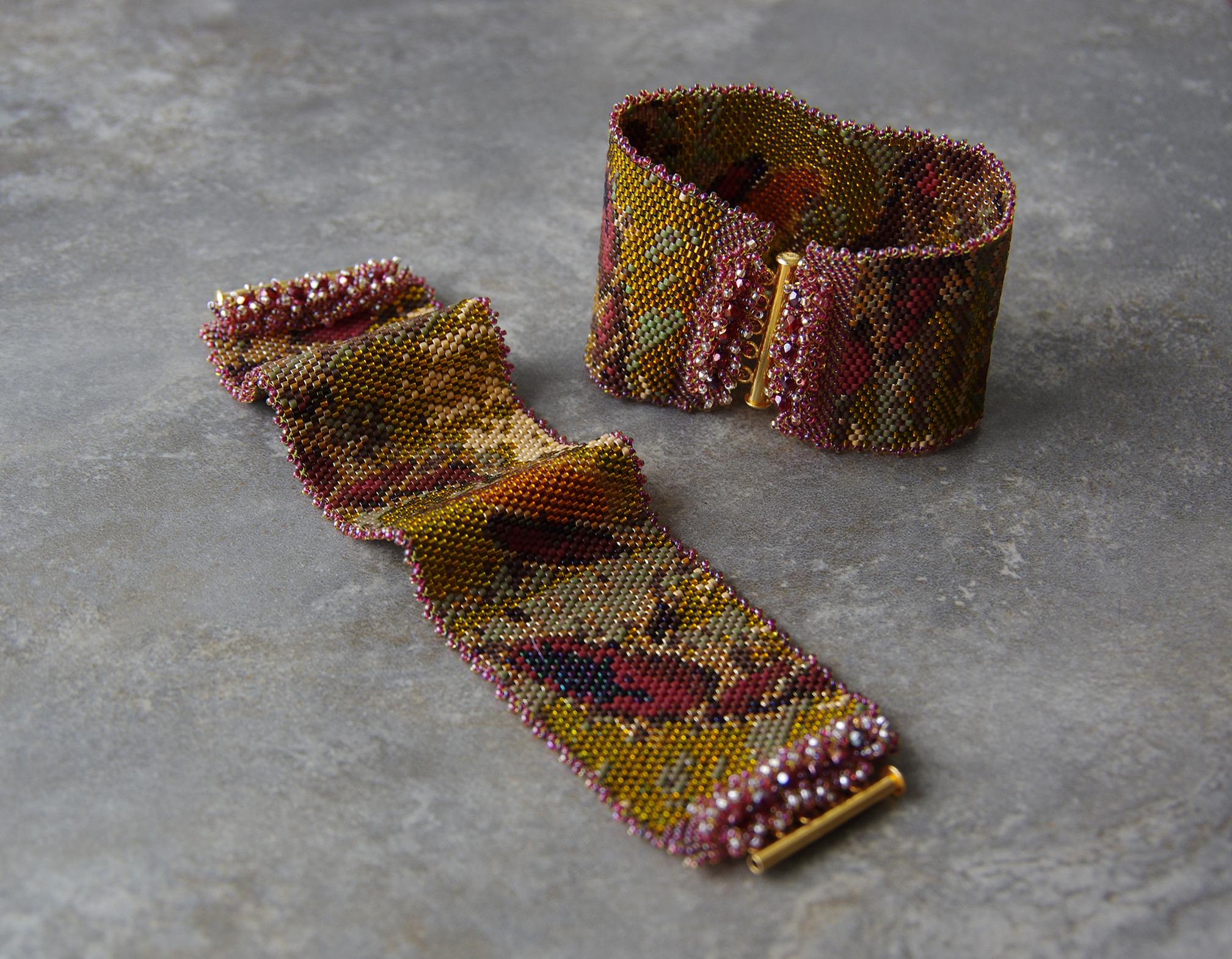 Bracelet Les Carpes | 145 $ - VENDU