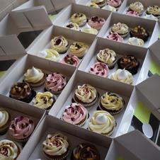 Bespoke cupcake boxes