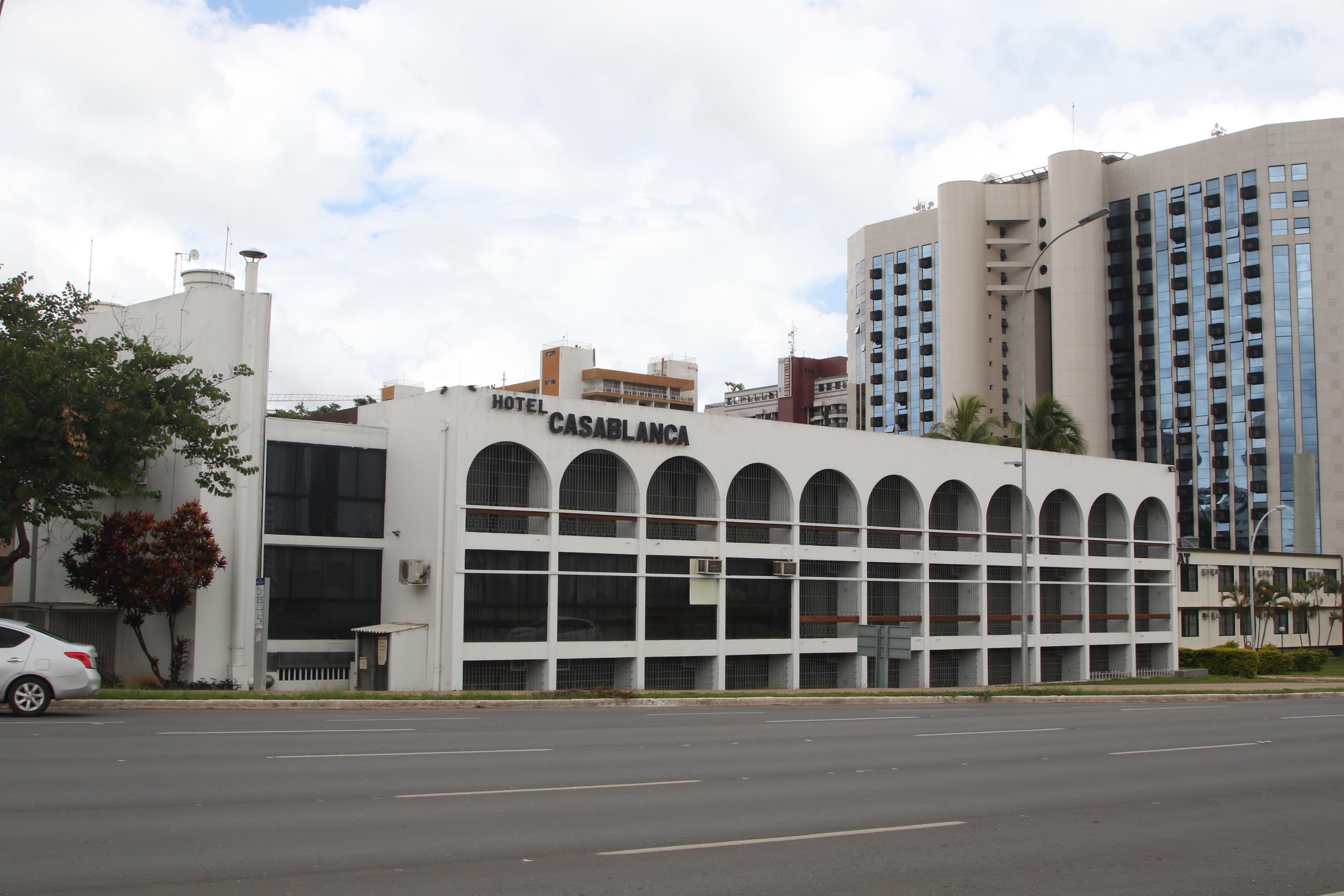 Hotel Casablanca-181