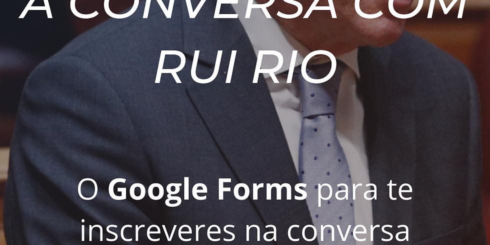 À Conversa com Rui Rio
