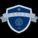 Novo logótipo da AAIEP - Fundo transpare