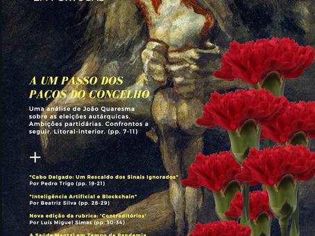 Da Democracia em Portugal | Edição IV | Abril 2021